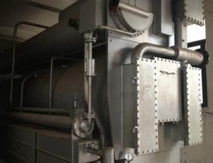 二手氟利昂螺杆回收,氟中低温螺杆,中央空调回收