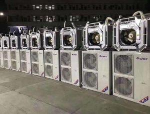 宁波二手空调回收,二手中央空调回收,长期高价收购制冷设备