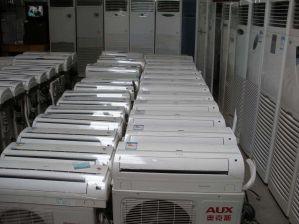 宁波回收二手空调,分体空调
